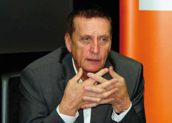 Yves Gauthier - Directeur Général Orange Maroc